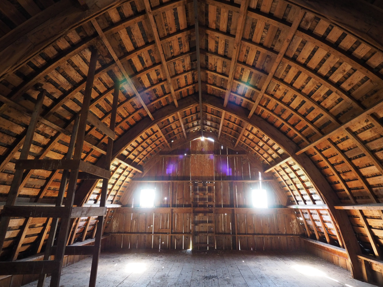 Round Roof Barn The Shelter Blog