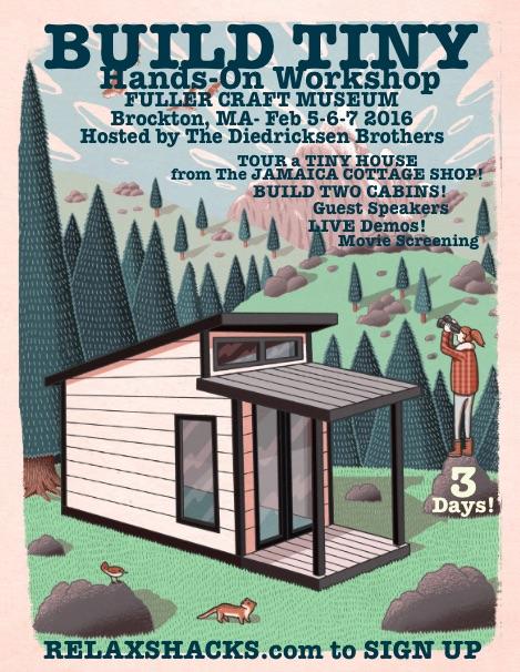 Brockton ma tiny house workshop flyer-1