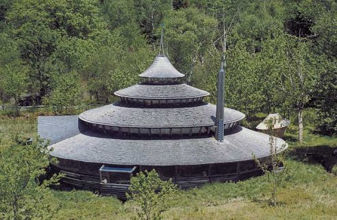 Yurt by Bill Coperthwaite
