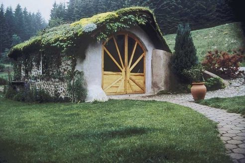 A natural building