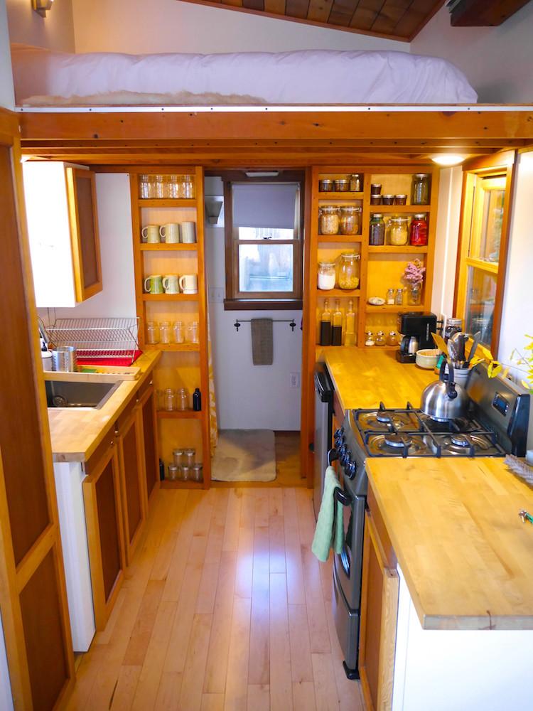 tiny-house-portland-modern-loft-and-kitchen-750x1000