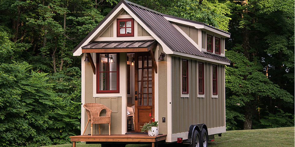 tiny house by timbercraft tiny homes the shelter blog. Black Bedroom Furniture Sets. Home Design Ideas