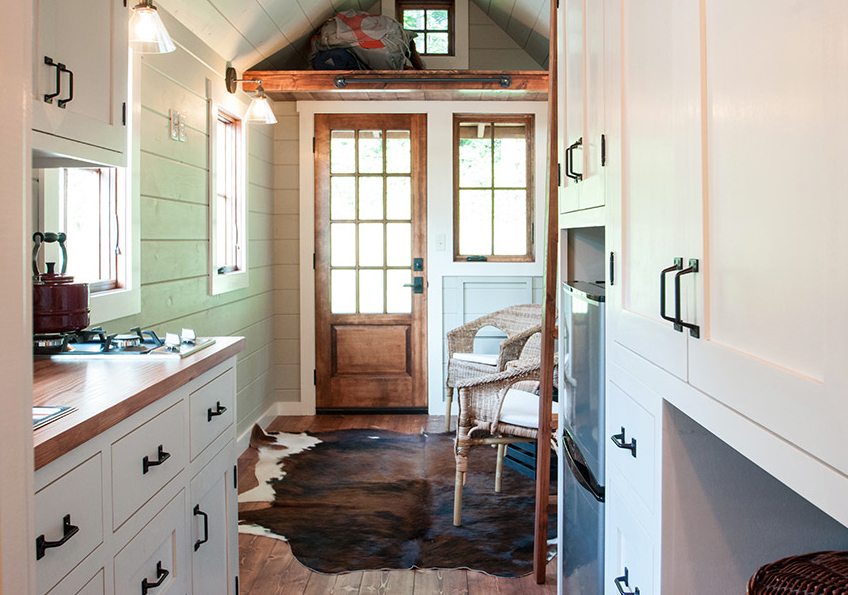 Tiny House By Timbercraft Tiny Homes The Shelter Blog