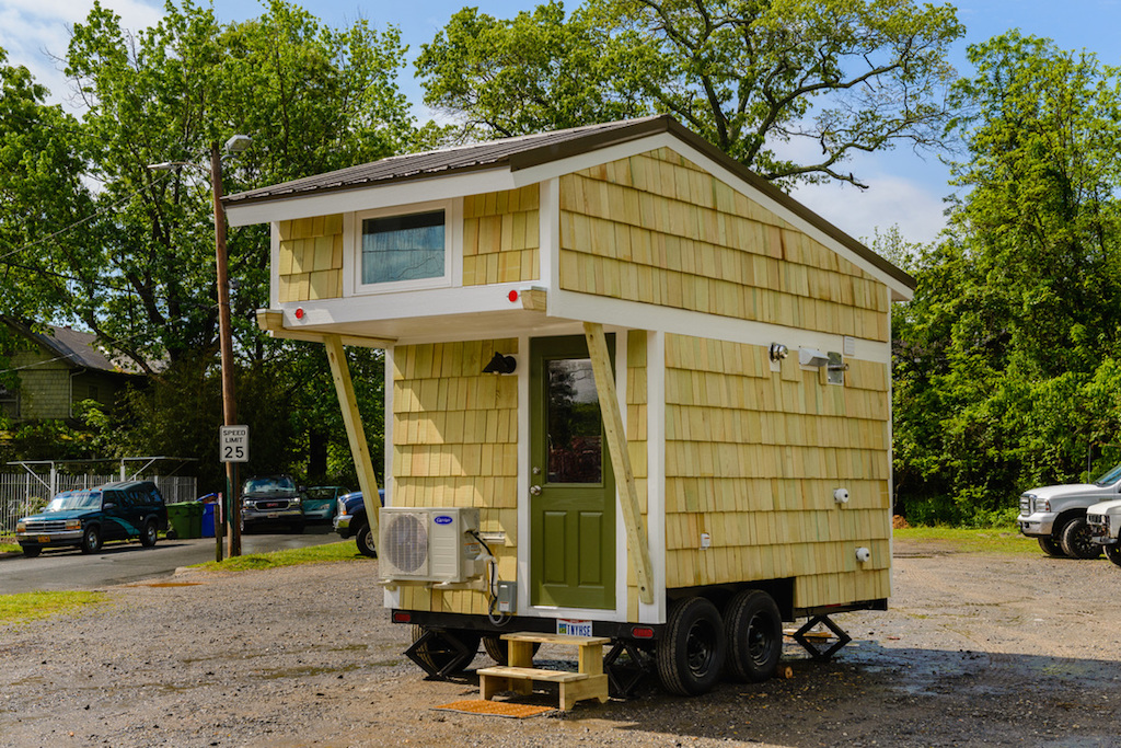 Hardy Tiny House By Wishbone Tiny Homes The Shelter Blog
