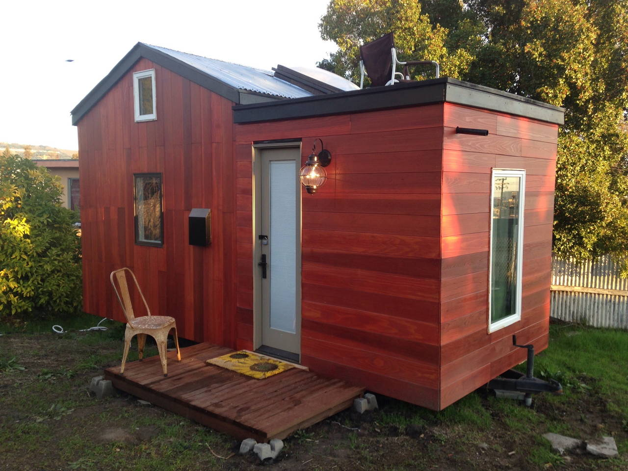 cool tiny house airbnb rental in oakland the shelter blog