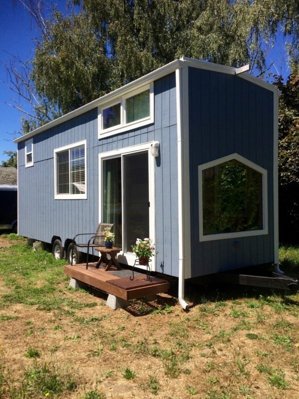 Tiny home for sale in oregon the shelter blog for 2 bedroom house for sale