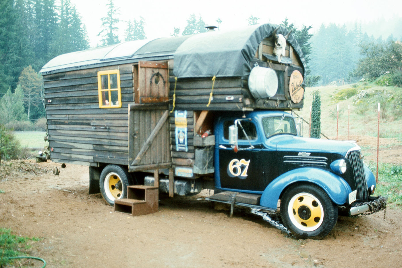 joaquin and gypsy s housetruck the shelter blog rh blog shelterpub com house truck uk house trucks for sale nz