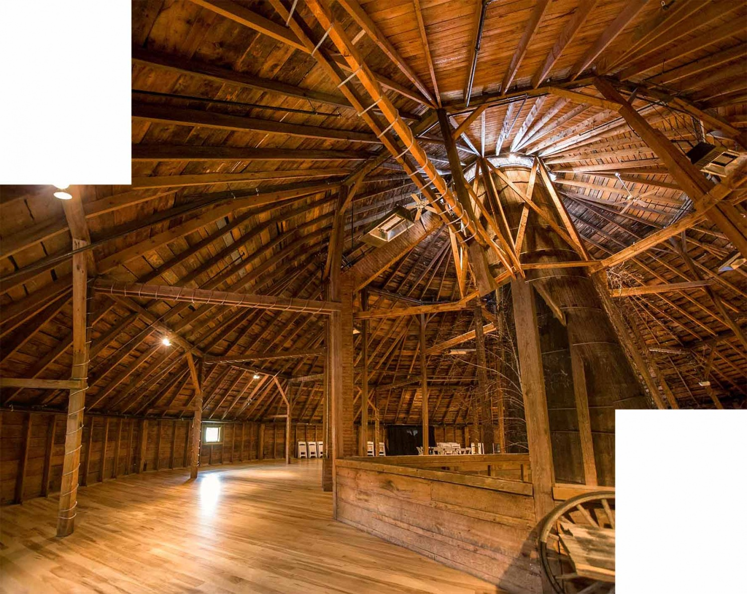 Round Barn in Vermont | The Shelter Blog